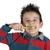 fiú · fogmosás · fehér · izolált · mosoly · egészség - stock fotó © deyangeorgiev