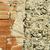 wall of bricks and stones stock photo © deyangeorgiev