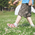child walking on the meadow stock photo © deyangeorgiev