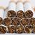 cigarros · branco · projeto · fundo · morte - foto stock © deyangeorgiev