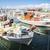 küçük · balık · tutma · tekneler · liman · sevimli · su - stok fotoğraf © deyangeorgiev