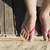 nogi · plaży · stóp · asian · kobiet - zdjęcia stock © deyangeorgiev