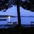 rano · brzegu · górskich · jezioro · Świt · niebo - zdjęcia stock © deyangeorgiev