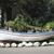 古い · 釣り · ボート · ビーチ · ヴィンテージ · レトロスタイル - ストックフォト © deyangeorgiev