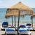 guarda-chuvas · praia · tropical · branco · praia · natureza · verão - foto stock © deyangeorgiev