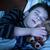 gyermek · alszik · medve · kaukázusi · kisgyerek · fiú - stock fotó © deyangeorgiev