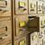 öreg · archívum · fiókok · fából · készült · retro · információ - stock fotó © deyangeorgiev