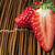 Strawberries on wooden base stock photo © deyangeorgiev