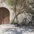 Grieks · huis · traditioneel · bloemen · home · planten - stockfoto © deyangeorgiev