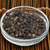rangée · organique · séché · coriandre · semences · isolé - photo stock © deyangeorgiev