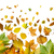 schönen · Herbst · Baum · Blätter · Grenze · fallen - stock foto © deyangeorgiev