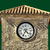 antique clock on a building stock photo © deyangeorgiev