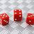 three red dices stock photo © dezign56