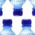 csetepaté · palackozott · víz · üvegek · víz · izolált · fehér - stock fotó © dezign56