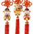 chinese prosperity figurines stock photo © dezign56