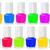 üveg · gyűjtemény · nyolc · üveg · üvegek · folyadék - stock fotó © dezign56