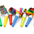 colorful party blowers stock photo © dezign56