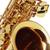 saksofon · yalıtılmış · beyaz · müzik · arka · plan · karanlık - stok fotoğraf © dezign56