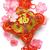 ünnepel · kínai · új · év · fesztivál · díszítések · fehér · karakter - stock fotó © dezign56