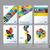 Cover design annual report, brochure template layout, magazine,  stock photo © Diamond-Graphics