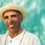 retrato · sorridente · senior · homem · parque · relaxante - foto stock © diego_cervo