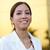 Portrait of young happy hispanic business woman stock photo © diego_cervo