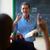 Math · урок · школу · студентов · профессор · классе - Сток-фото © diego_cervo