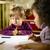 bambini · divertimento · due · bambini · in · età · prescolare · disegno · scuola · dell'infanzia - foto d'archivio © diego_cervo