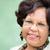 portrait of happy elderly black lady with eyeglasses smiling stock photo © diego_cervo