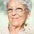 Yaşlı · kadın · gözlük · gülen · bakıyor · kamera · portre - stok fotoğraf © diego_cervo
