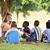 gyerekek · oktatás · tanár · olvas · könyv · fiatal - stock fotó © diego_cervo