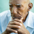 portrait of sad bald senior man stock photo © diego_cervo