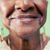 oude · vrouw · mond · groene · oude · zwarte · vrouw - stockfoto © diego_cervo