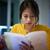 öğrenci · sınav · stres · yorgunluk · kitaplar · okul - stok fotoğraf © diego_cervo