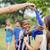 gyerekek · tanár · játszik · játékok · város · park - stock fotó © diego_cervo