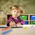 dzieci · zabawy · dziecko · rysunek · szkoły · dziewczynka - zdjęcia stock © diego_cervo