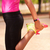 woman sports stretching using fitwatch steps counter stock photo © diego_cervo