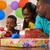 mutlu · küçük · çocuk · erkek · doğum · günü - stok fotoğraf © diego_cervo