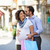 pregnant woman and man shopping in Italy stock photo © diego_cervo