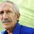 portret · poważny · starych · hiszpańskie · człowiek · patrząc - zdjęcia stock © diego_cervo