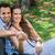 boyfriend and girlfriend in love, hugging during date stock photo © diego_cervo