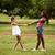 anneau · groupe · enfants · deux · adultes · mains · tenant - photo stock © diego_cervo