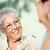 positief · oude · vrouw · portret · gelukkig · geïsoleerd · witte - stockfoto © diego_cervo