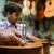 мальчика · гитаре · изолированный · белый · ребенка - Сток-фото © diego_cervo