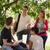 uczelni · studentów · spotkanie · test · ludzi · edukacji - zdjęcia stock © diego_cervo