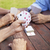 actieve · senioren · groep · oude · vrienden · speelkaarten · park - stockfoto © diego_cervo