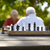 active retired people two old friends playing chess at park stock photo © diego_cervo