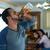 пару · сердиться · пьяный · человека · страшно · жена - Сток-фото © diego_cervo