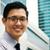 retrato · chinês · empresário · sorridente · fora · escritório - foto stock © diego_cervo