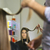 peluquero · ilustración · femenino · corte · ocio · peinado - foto stock © diego_cervo